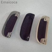 Emaicoca Auto styling Bril Box Case Opbergdoos Voor Ford C-MAX S-MAX B-MAX EDGE Explorer EXPEDITIE EVOS START(China)