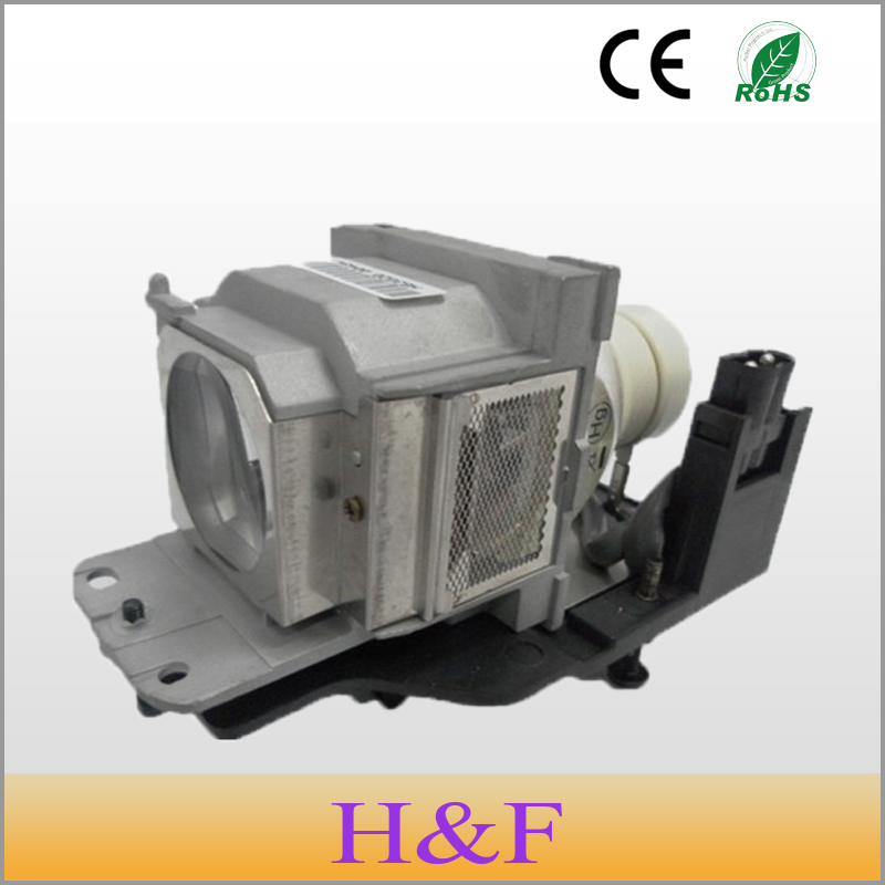 ФОТО Free Shipping LMP-E210 Compatible Replacement Projector Lamp With Housing For Sony VPL-EX100/EX120/EX145/EX175 Projektor Lambasi