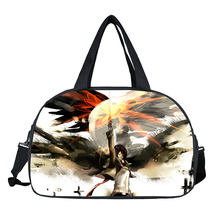 Anime Attack on Titan Men Duffle Bags (10+ colors)