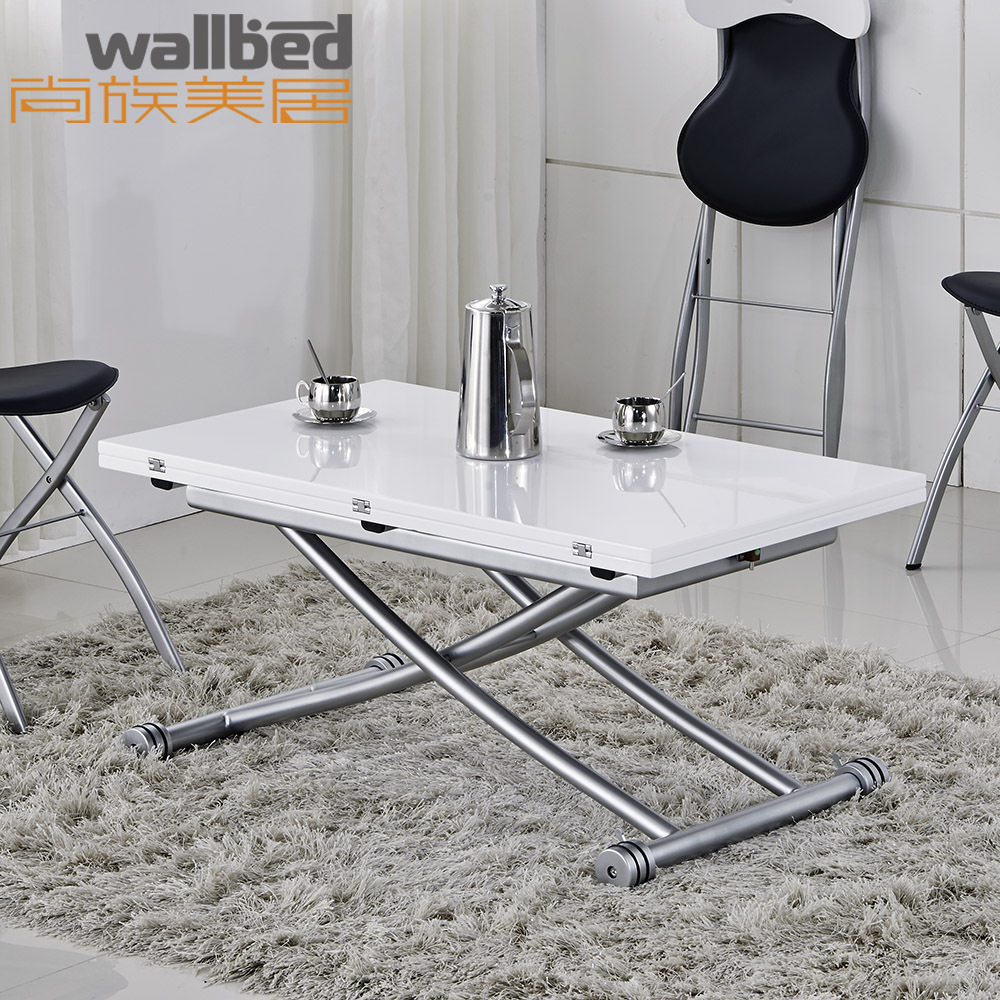 special lift coffee table height adjustable folding rotary table coffee table becomes a dining table dual learningin coffee tables from