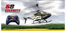 SYMA S8 3.5-channel Remote Gyroscope Control Helicopter Model Toys