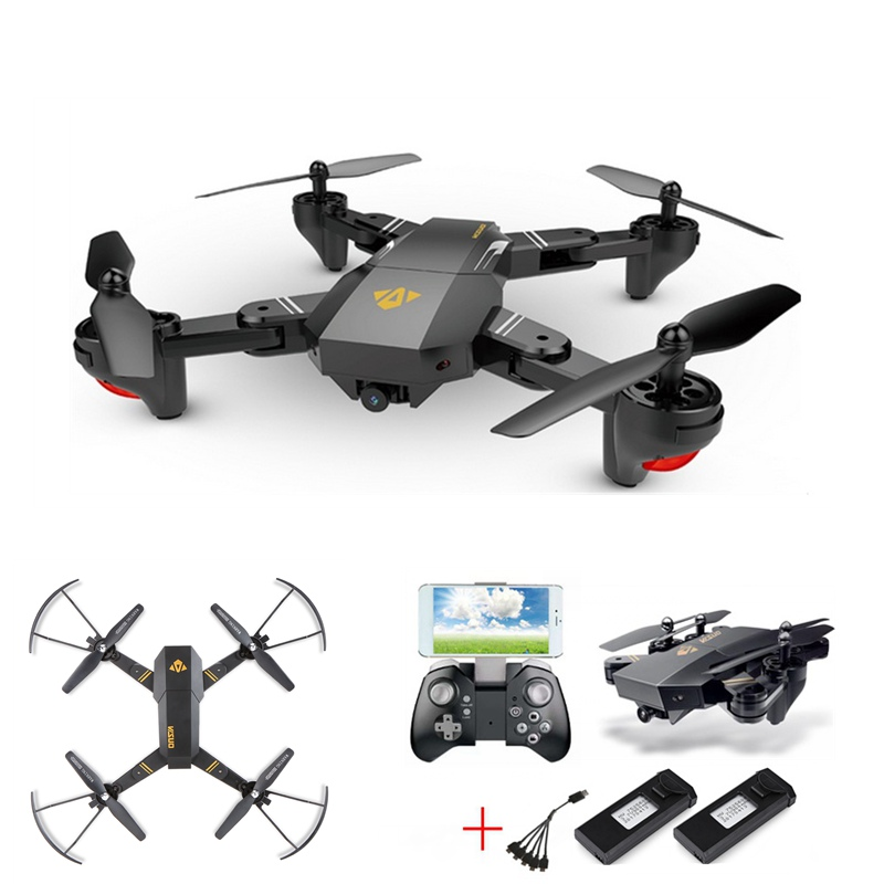 Rc Drone With Camera Fpv Quadcopter Rc Helicopter Toys For Children Selfie Drone VISUO XS809W XS809HW Remote Control Drone rc drone with camera fpv quadcopter auto return rc helicopter remote control toys for children wifi selfie drone quadrocopter