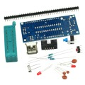 ATmega8 ATmega48 Development Board AVR Board Parts and Components DIY Kit