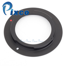 Pixco adapter obiektywu działa dla M42 obiektyw do Nikon aparat Ai D7100 D5200 D600 D3200 D800/D800E