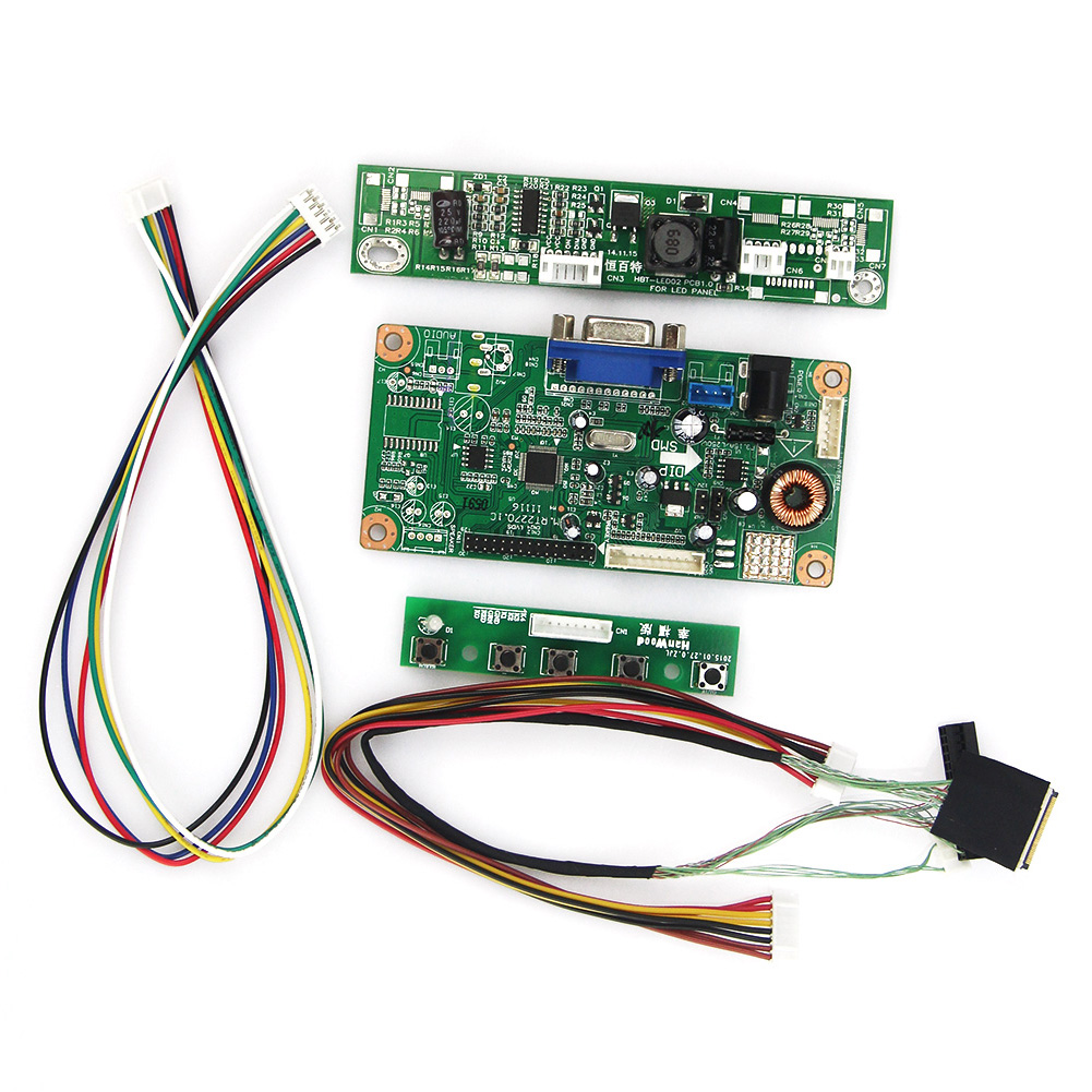 For LP133WX3-TLA5  N133IGE Control Driver Board M.RT2270 LCD/LED (VGA) LVDS Monitor Reuse Laptop 1280x800