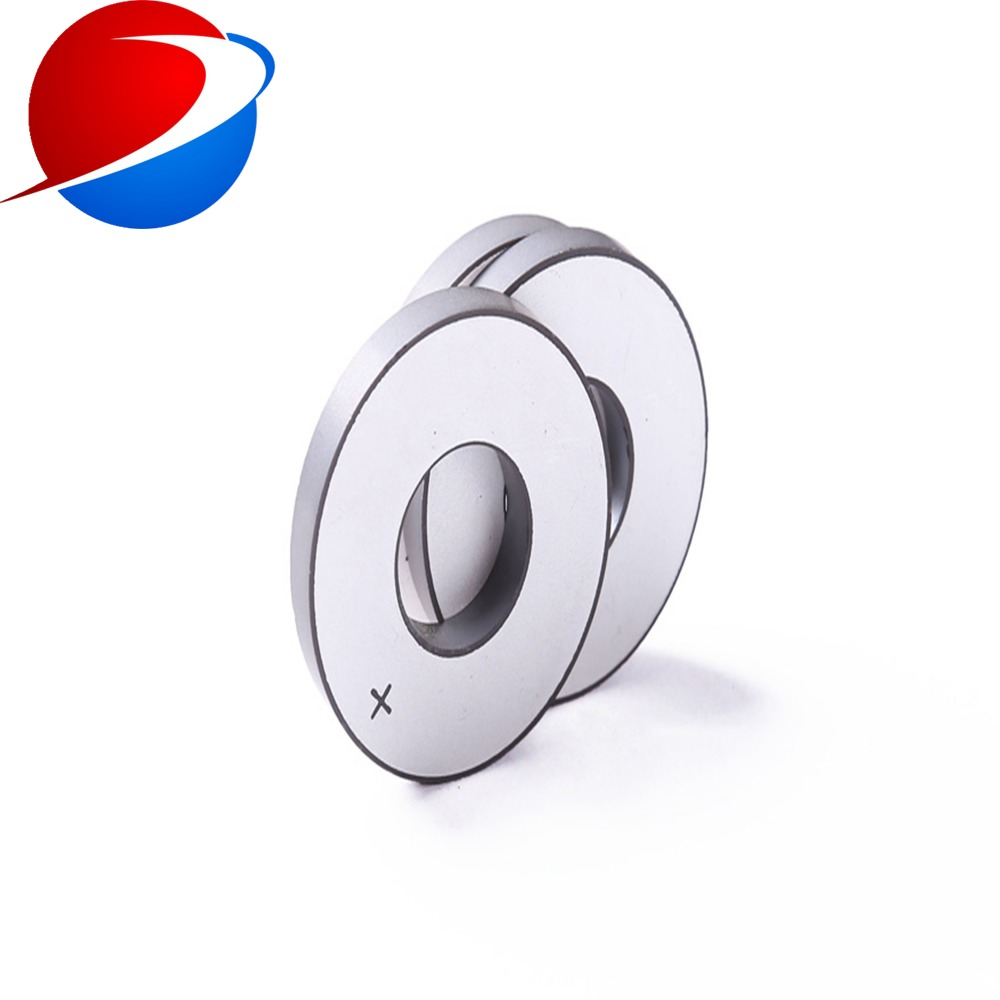50*20*6.5mm PZT8  Component Piezoelectric Ceramic Elements