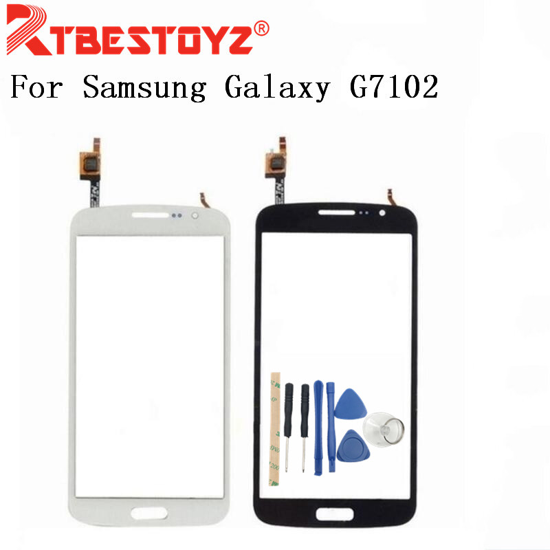 RTBESTOYZ Touch Panel For Samsung Galaxy Grand 2 Duos G7102 G7105 G7106 G7108 Touch Screen Digitizer