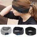 Bluetooth wireless headset deportes auriculares estéreo dormir diadema con micrófono mic fone de ouvido para el iphone samsung xiaomi