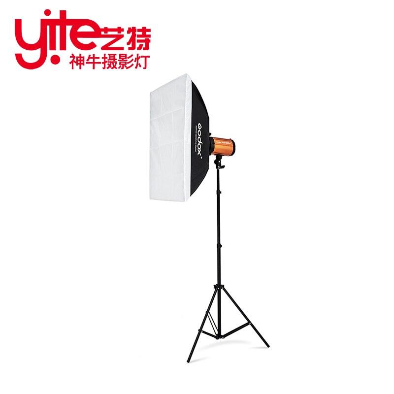 godox 250w single lamp photography light set softbox flash light photographic equipment portrait