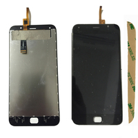 Original For UMI Touch LCD Display With Touch Screen Digitizer Assembly Black And White Free Shipping