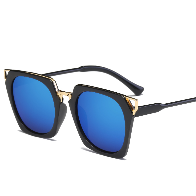 sunglass box sunglasses trend wild star with the paragraph sunglasses ladies personality sun glasses The new sunglases retro big