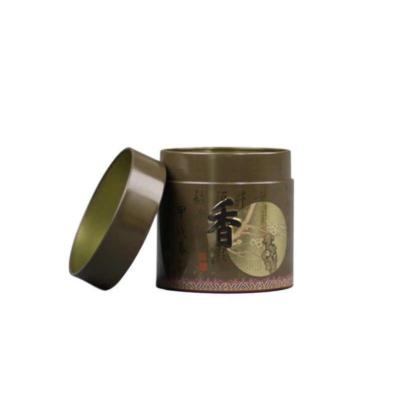 Xin Jia Yi упаковка Jh Красивая большая составной Круглый жестяная коробка