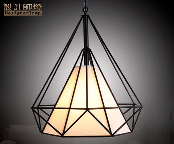 Free shipping simple European style tieyi chandelier chandelier lamp American retro diamond cage 2012 hot sell lighting tieyi gourd pendant light modern fashion tieyi mdp100601 18a free shipping