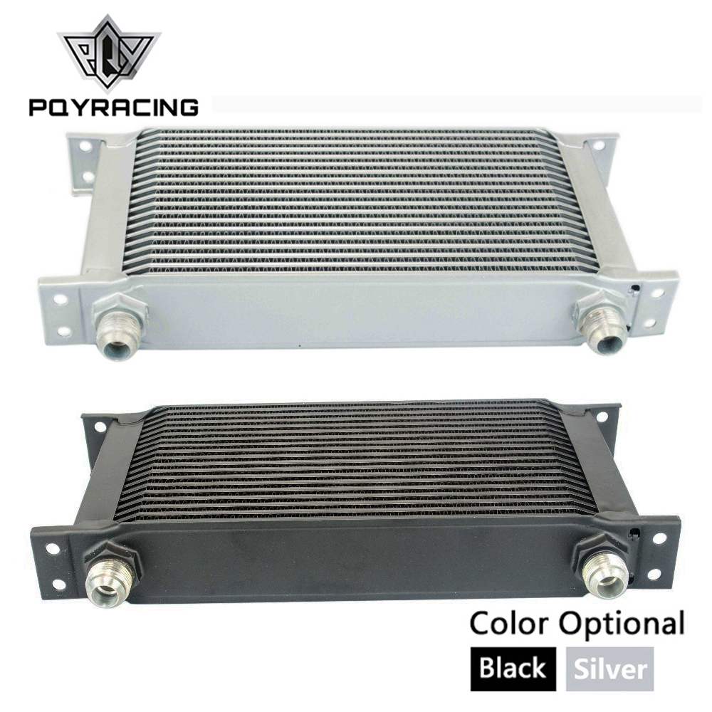 PQY 19 ROW AN 10AN UNIVERSAL OIL COOLER ENGINE TRANSMISSION OIL COOLER KIT PQY7019