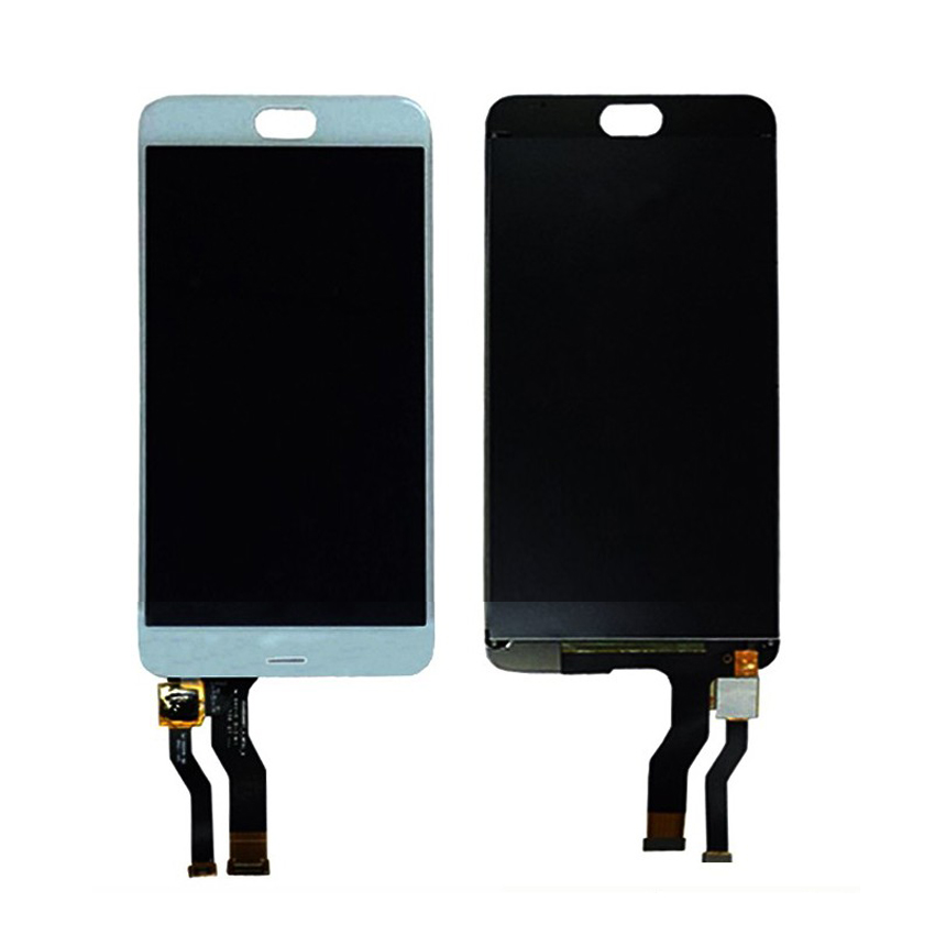 Top Quality White 5.5 Replacement Full LCD Display + Touch Screen Digitizer Assembly For Meizu Meilan Metal Phone Parts