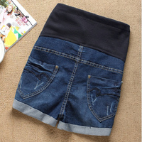 2018 Maternity Jeans Pants Summer For Pregnant Women Plus Size Clothing Pregnancy Clothes Shorts Belly Skinny Jeans Maternity