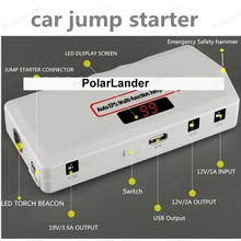 FREE SHIPPING Car jump starter Car power bank 18000 mAh car booster hot sell battery  car starter