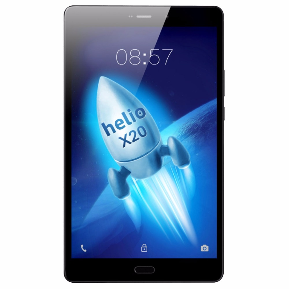 Original ALLDOCUBE X1 T801 4G Phone Call Tablet 8.4 Inch 4GB RAM 64GB ROM Android 7.1 MTK X20 MT6797 Deca Core Dual 4G Tablet PC