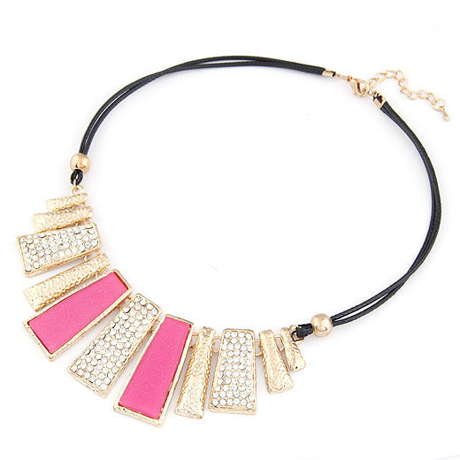 Necklaces & Pendants Collier For Women Fashion Vintage Accessories Jewelry