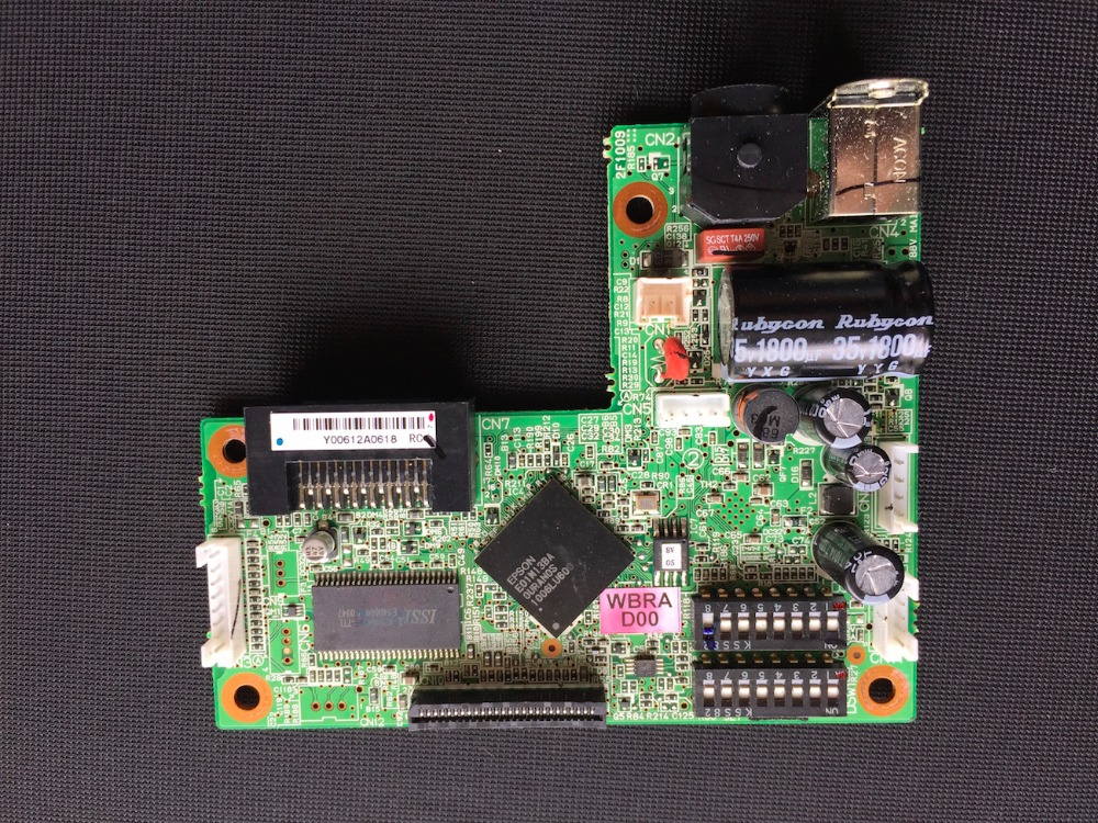MOTHER BOARD FORMATTER BOARD MAIN BOARD FOR EPSON TM-88V 88V LABEL PRINTER