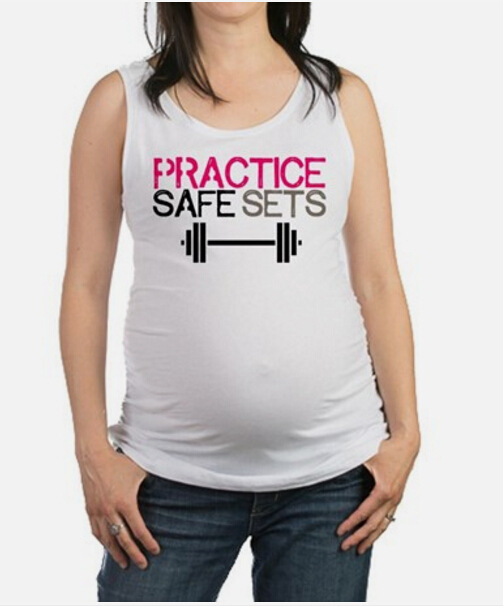 Godier Summer Print Pregnant Clothes Funny Women Vest Maternity Tees Clothes Nursing Top Vest Pregnancy Long Tee Tank Shirts
