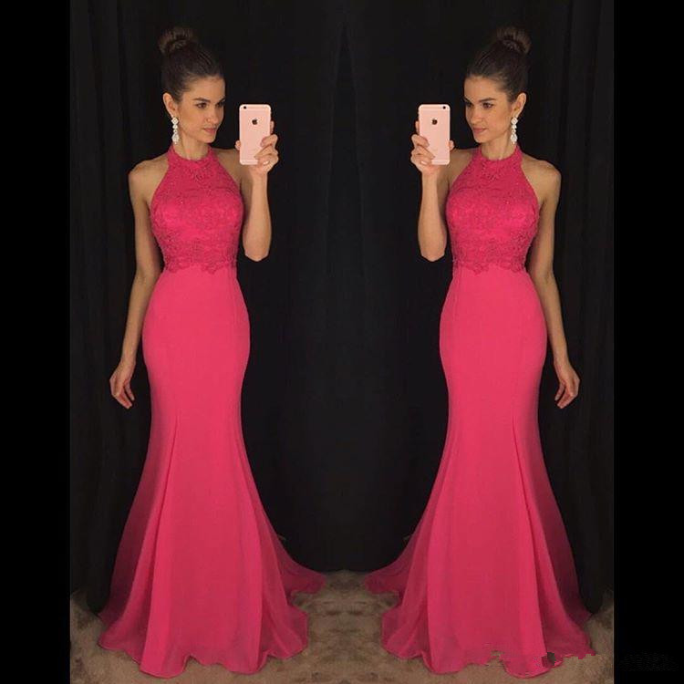 mermaid   prom     dresses   2019 vestidos de gala sexy cheap evening party gown gala jurken red long lace appliques beading   prom     dress