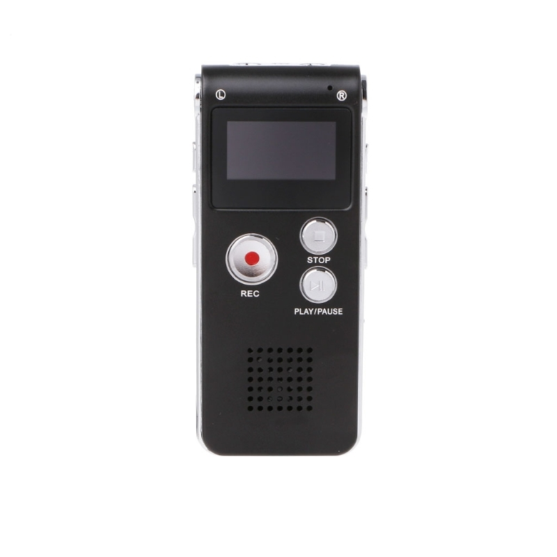 OOTDTY Digital Voice Recorder 8GB Mini USB Flash Audio Pen WAV MP3 Recording Dictaphone