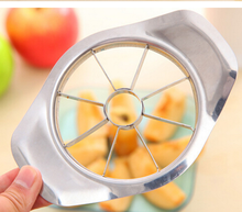 Muti-Functional Stainless Steel Fruit Slicer Noverty Pear Divider Portable Fruit Cutter Salad Make Tools Vegetable Fruit Tools