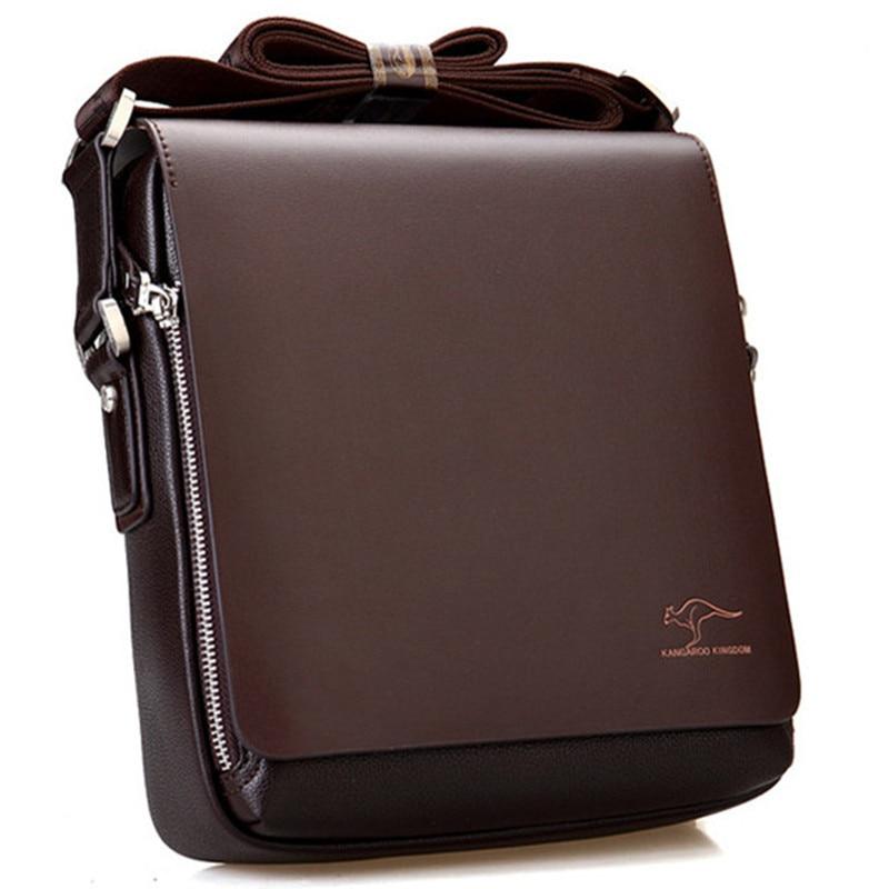 Nuevo llegado de la marca de lujo de los hombres de bolso de mensajero, bolso de hombro de cuero guapo bolso bolsos envío gratis