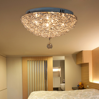 Ceiling Light Modern Fashion Crystal Lamps Living Room