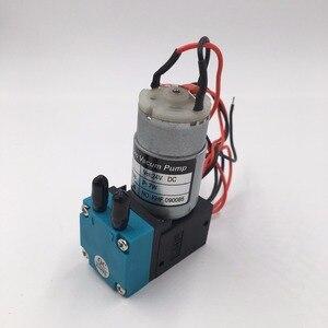 5 шт./лот, вакуумный насос, воздушный насос с чернилами для KHF-30, большой насос для чернил 24 в 7 Вт, уличный принтер, растворитель, струйный прин...