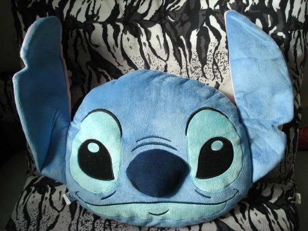 Cute Lilo Stitch 626 Soft Stuffed Plush Cushion Toy Doll Stitch Angel Two Sides Pillow Girl Friend Children Birthday Gift