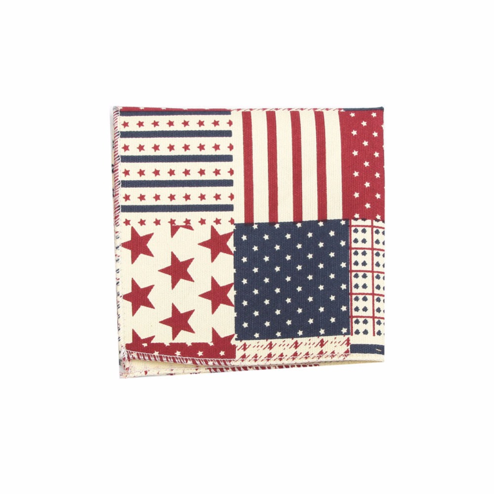 Cotton 2019 New Arrival Pocket Square Men's Handkerchiefs Men Cotton