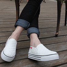 New Women Loafers Casual Shoes Heels Round Toe Black Pink Loafer Shoes Autumn Comfort Women Shoes