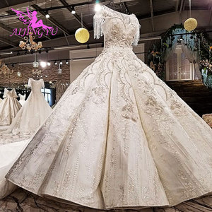 Image 5 - AIJINGYU Slim Wedding Dress Antique Gowns Fat Hot Netherlands Real Price Gown Party Vintage InspiNew Wedding Dresses