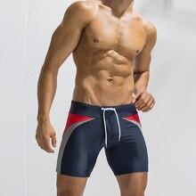 Для мужчин s Плавание одежда Для мужчин трусы-боксеры пляжные шорты Плавки-трусы для детей от Плавание костюм Плавание ming Мужские Шорты для купания Мужчины плавание серфинг купальники для купания, maillot de bain