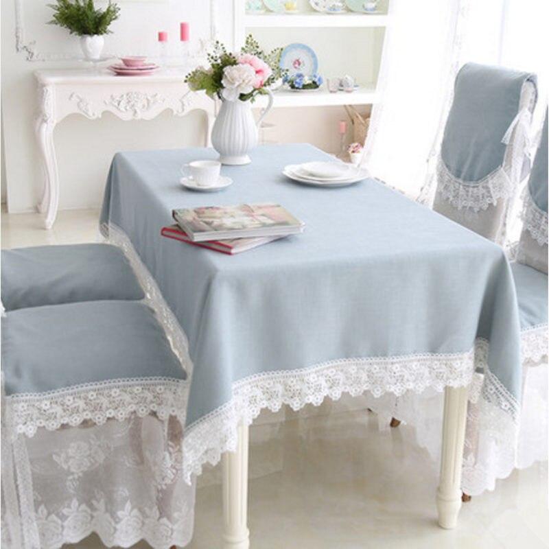 New Fresh Lace Tablecloth Wedding Decorative Table Cloth