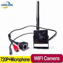 720P mini wifi IP Camera Surveillance CCTV mini Network CAMERA Mini IP Camera HD 720P Wireless camera mini WI-FI H.264 Free Ship