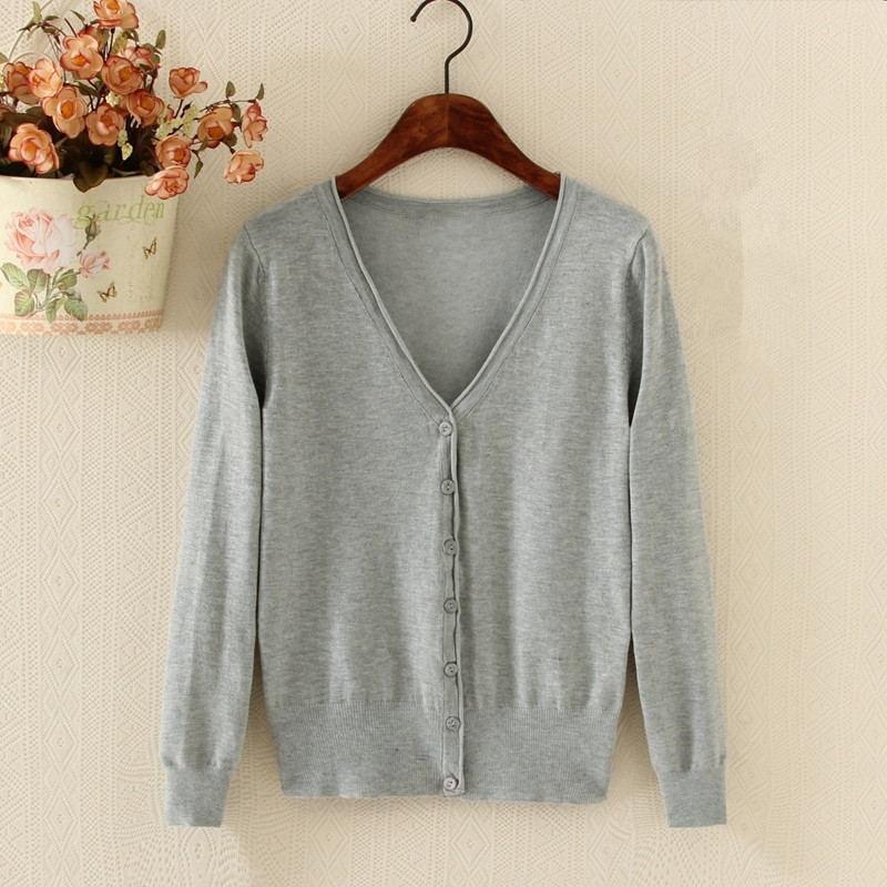 AYUNSUE-chaqueta-de-las-mujeres-su-ter-de-punto-de-manga-larga-Crochet-Cardigan-para- mujer.jpg 1300086a31f