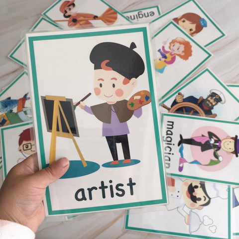 cartoes de alfabetizacao bebe cartao educacional