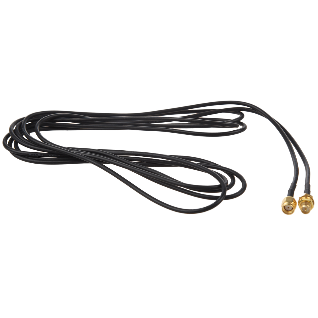 Wifi Wan Router 3m Wi Fi Antenna Extension Cable Rp Sma In Computer Cables Amp Connectors From