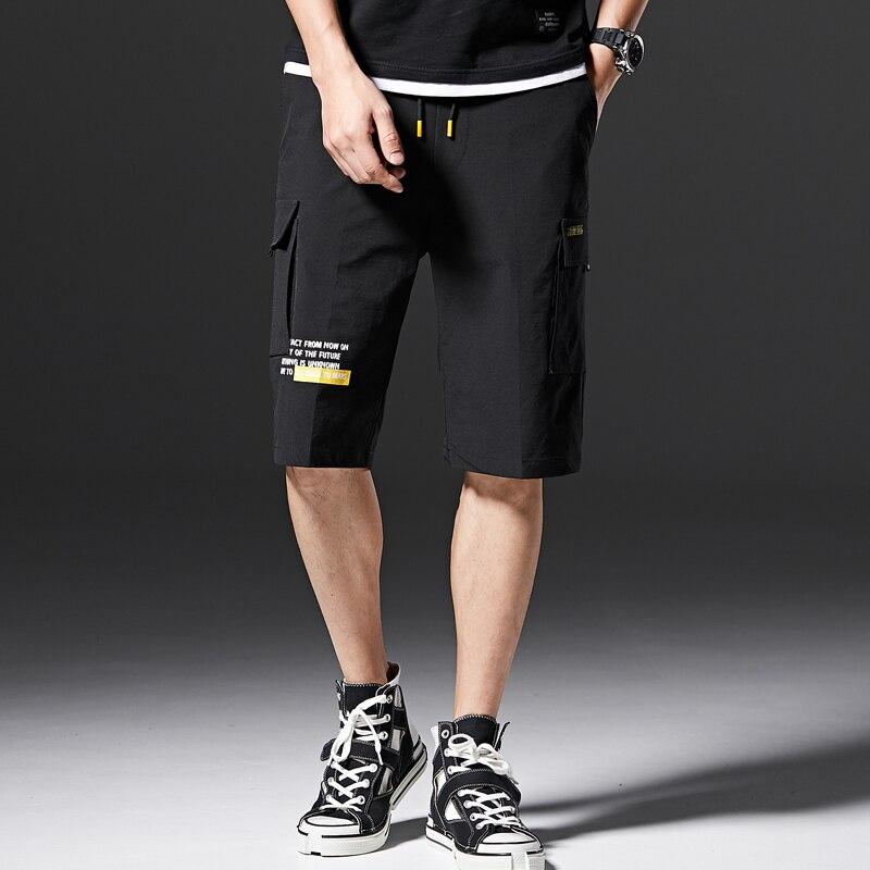 Casual Shorts Männer Solide Herren Shorts Sommer Herren Strand Kurze Mann Hosen Homme Baumwolle Beiläufige Männliche Kurze Marke Kleidung