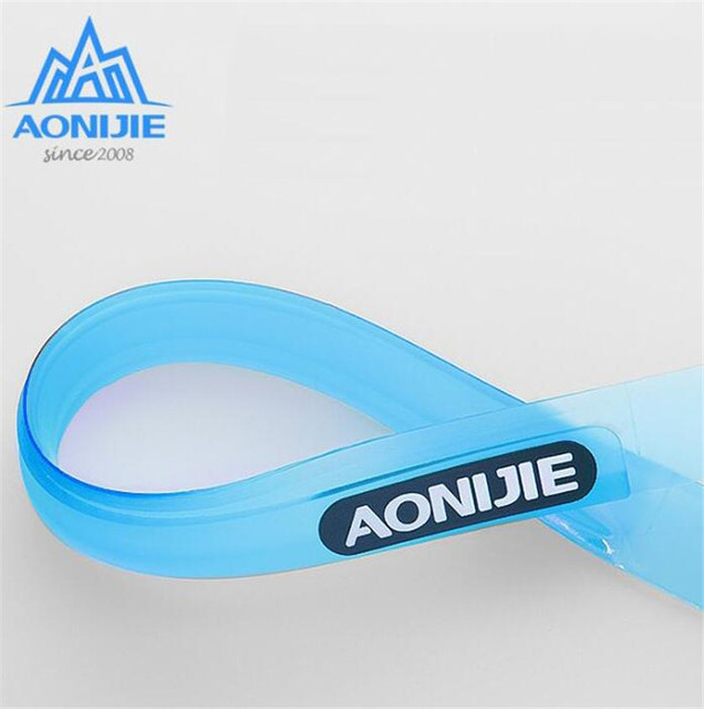 AONIJIE Sports Sweatband Women Men Silicone Breathable Quick Dry Fitness Yoga Hair Bands Gym Guiding Belt Sweat Head 4