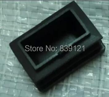 40*60mm Square Tube Plug Plastic Plug Pipe Plug Pipe Plug Stainless Steel Pipe Plug And Guan Dutou