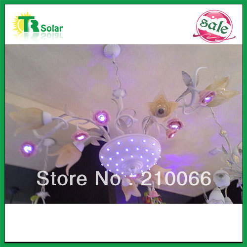 Rose Flower Pendant Lighting Freeshipping Fashion Modern Wrought Iron Ceiling Lamp Bedroom Living room