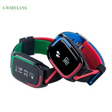 Jwireless DB05 Спорт фитнес Группа Сенсорный экран Смарт Браслет часы артериального давления монитор сердечного ритма шагомер
