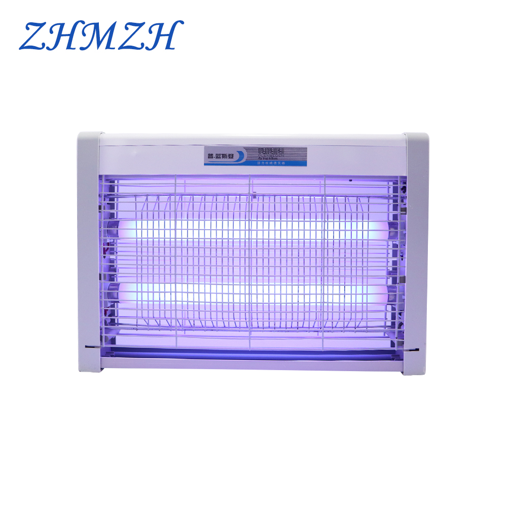 Traditional AC220V Mosquito Killer Lamp 12W 20W Electric Shock Fly Trap T5 6W T8 10W UV Light Tube Insect Bug Zapper Blue Light