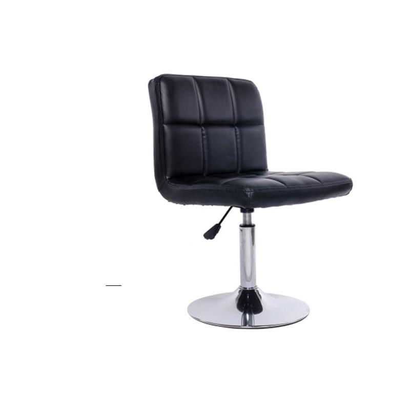 Купить с кэшбэком Silla Para Barra Stuhl Kruk Bancos Moderno Hokery Stoel Sgabello Leather Tabouret De Moderne Cadeira Stool Modern Bar Chair