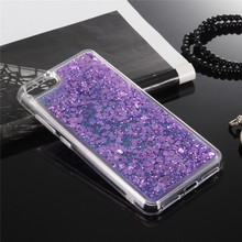 soft TPU phone case For Asus Zenfone 4 Max ZC554KL case Dynamic Liquid Glitter Sand Quicksand Star Cases Crystal Clear cover liquid crystal case