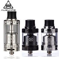 Augvape Merlin RTA Atomizer Tank 2ml 4ml Top Filling Adjustable Airflow Control Rebuild Deck Electronic Cigarette